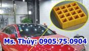 Tấm FRP cable ladders, FRP cable tray, frp grating, thanh dầm y shalpe frp composite không rỉ sét